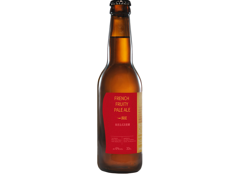 French Fruity Pale Ale – 6%