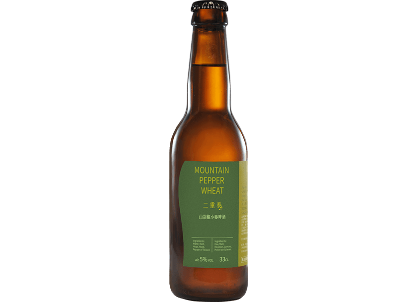 Mountain Pepper Wheat – 5%