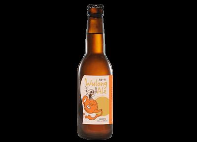 烏龍一場-烏龍愛爾啤酒</br></br>(WULONG ALE) – 5%