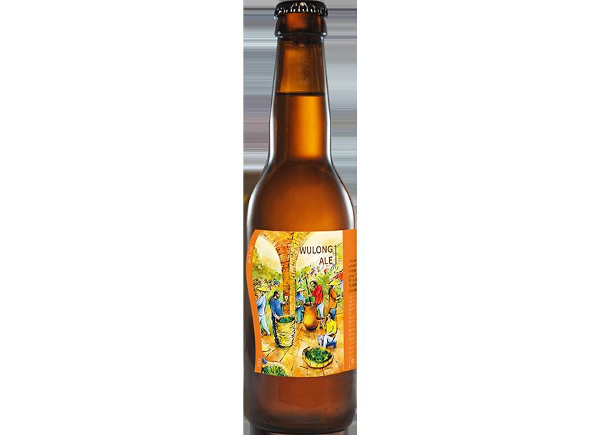 烏龍一場-烏龍愛爾啤酒(WULONG ALE) – 5%