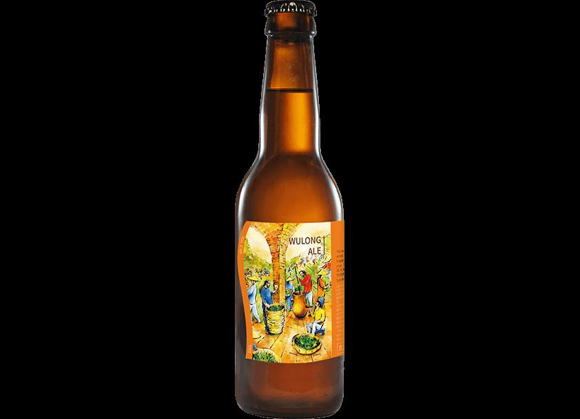 烏龍一場-烏龍愛爾啤酒</br>(WULONG ALE) – 5%