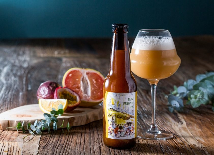 FORMOSA New French IPA is  available!!!