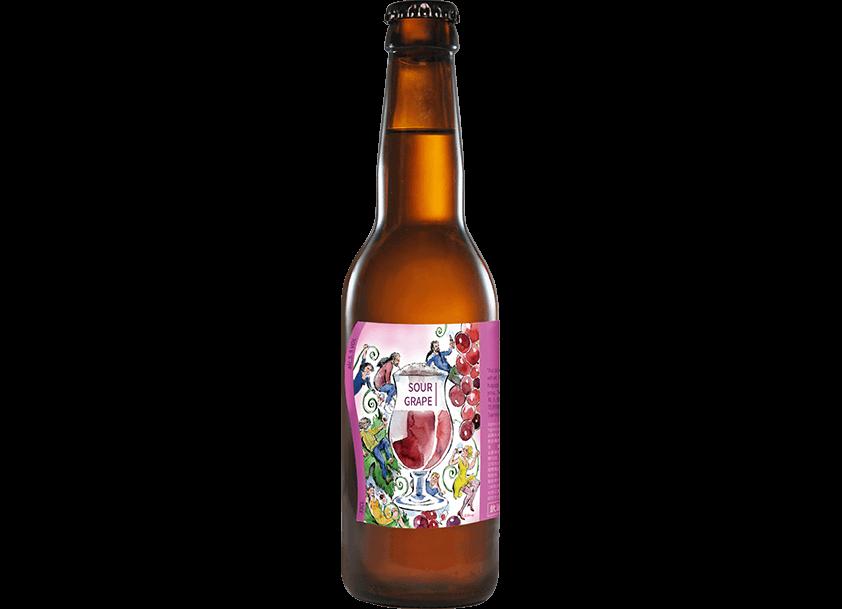 忌妒-葡萄風味酸啤酒</br>(SOUR GRAPE) – 5.5%