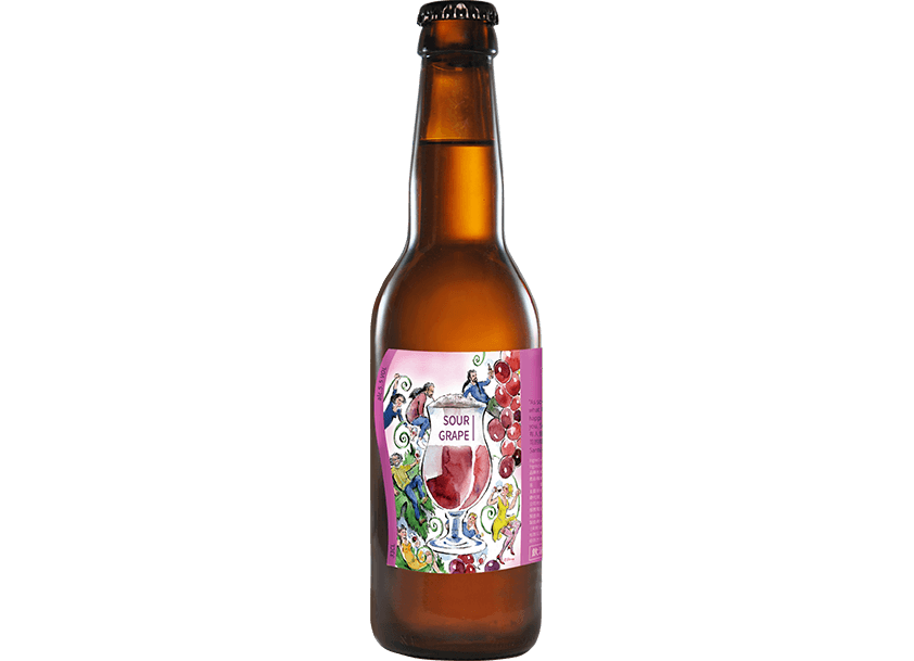 Sour Grape – 5.5%