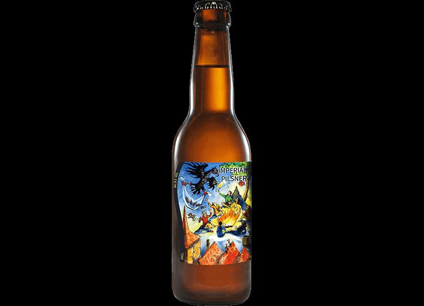大鵰傑克-帝國型皮爾森啤酒</br>(Imperial Pilsner) – 9.5%