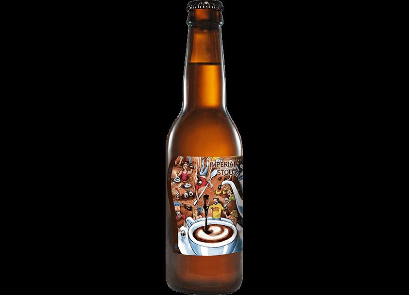 手沖黑潮-帝國司陶特啤酒</br>(Imperial Stout) – 8%