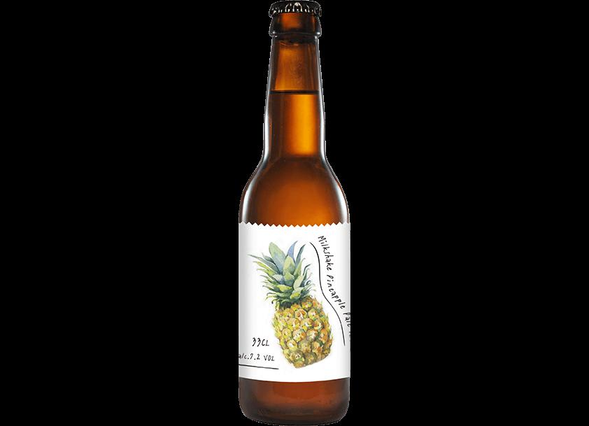 1+1=3~鳳梨奶昔淡愛爾啤酒 </br>(Milkshake Pineapple Pale Ale) – 7.2%